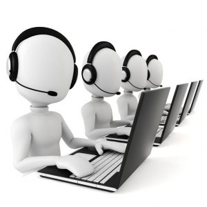 help desk and contact centre